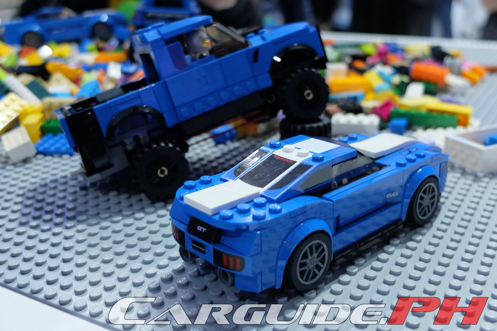 naias 2016 everything is awesome with these ford lego sets philippine car news car reviews. Black Bedroom Furniture Sets. Home Design Ideas