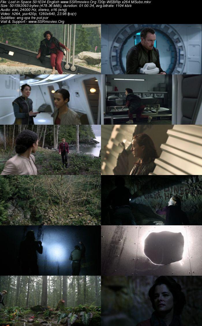 Lost in Space S01E03 English 720p WEBRip x264