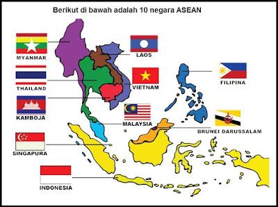 Bendera Negara Anggota ASEAN