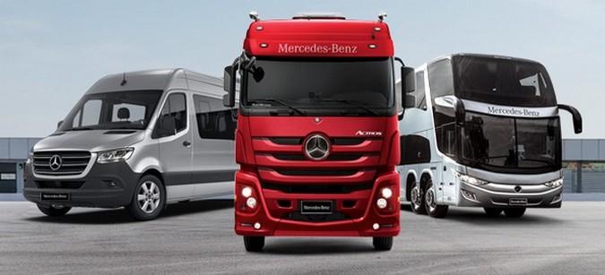 Mercedes-Benz conquista 13 categorias do Prêmio Lótus 2021