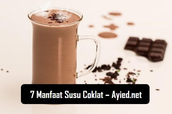 7 Manfaat Susu Coklat untuk Membuat Tubuh Selalu Sehat