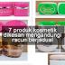 Elak beli & guna 7 produk kosmetik ini yang mengandungi racun berjadual - KKM