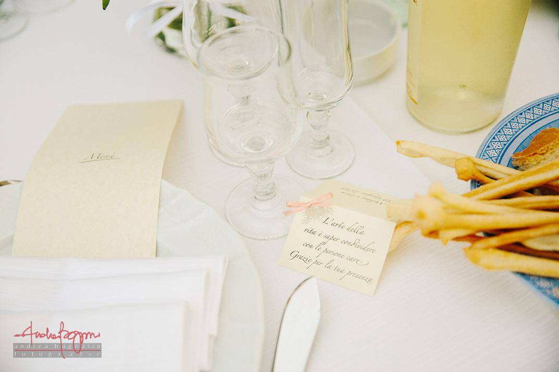 dettagli matrimonio Liguria
