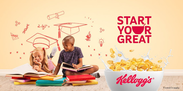Inspiring Our Future Leaders @KelloggsZA #StartYourGreat