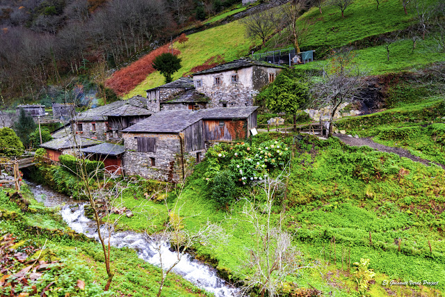 Os Teixois, Taramundi - Asturias