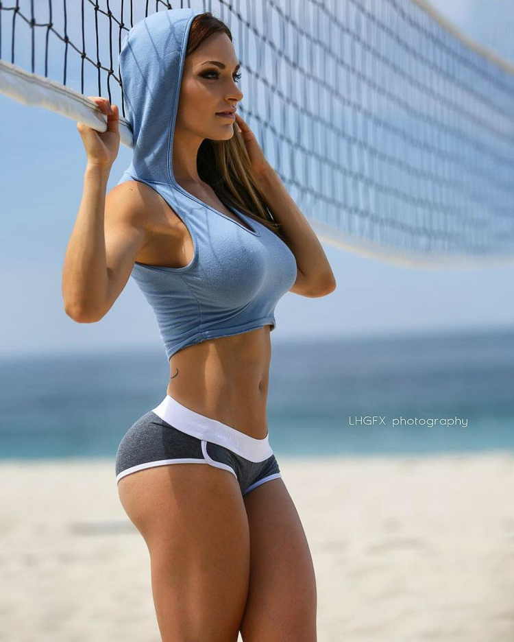 sex with fitness model