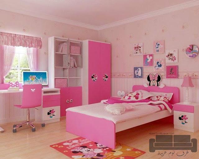 غرف نوم للبنات, غرف نوم بنات، كتالوج صور غرف نوم بنات كاملة