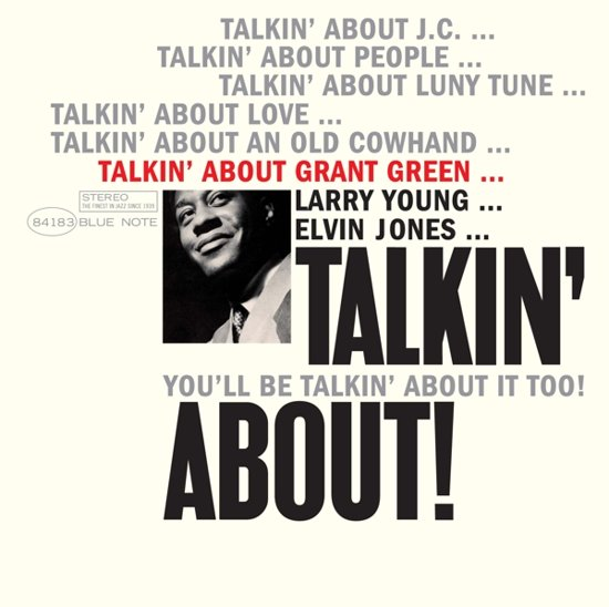 Grant Green Talkin' About!, 1964