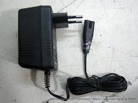 Adaptor RR3 Input AC 230 Volt Output DC 6 Volt 500mA Jack 8