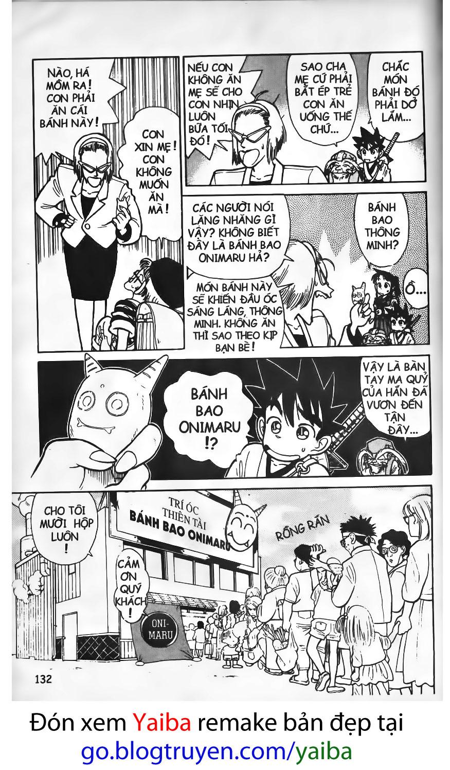 Yaiba chap 37 trang 5