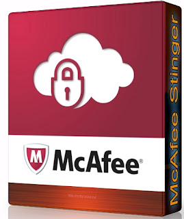 تحميل برنامج McAfee Stinger 2018