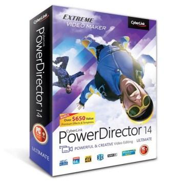 Powerdirector 14 Crack Ultimate Free Download