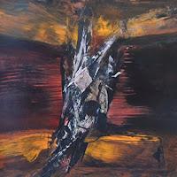 Manuel Viola arte y pintura informalista