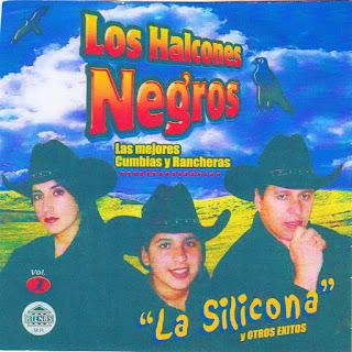 Los Halcones Negros la silicona
