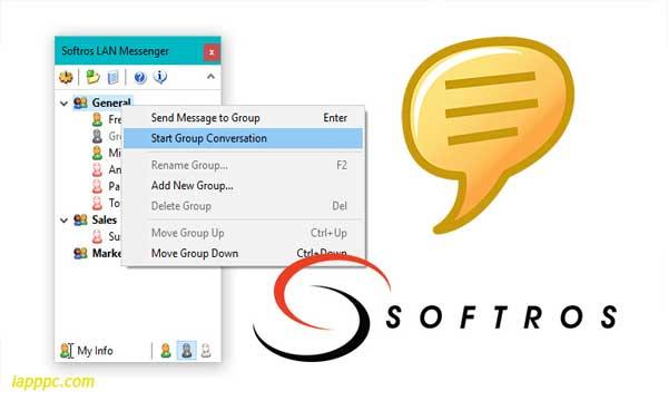 Softros Lan Messenger Review