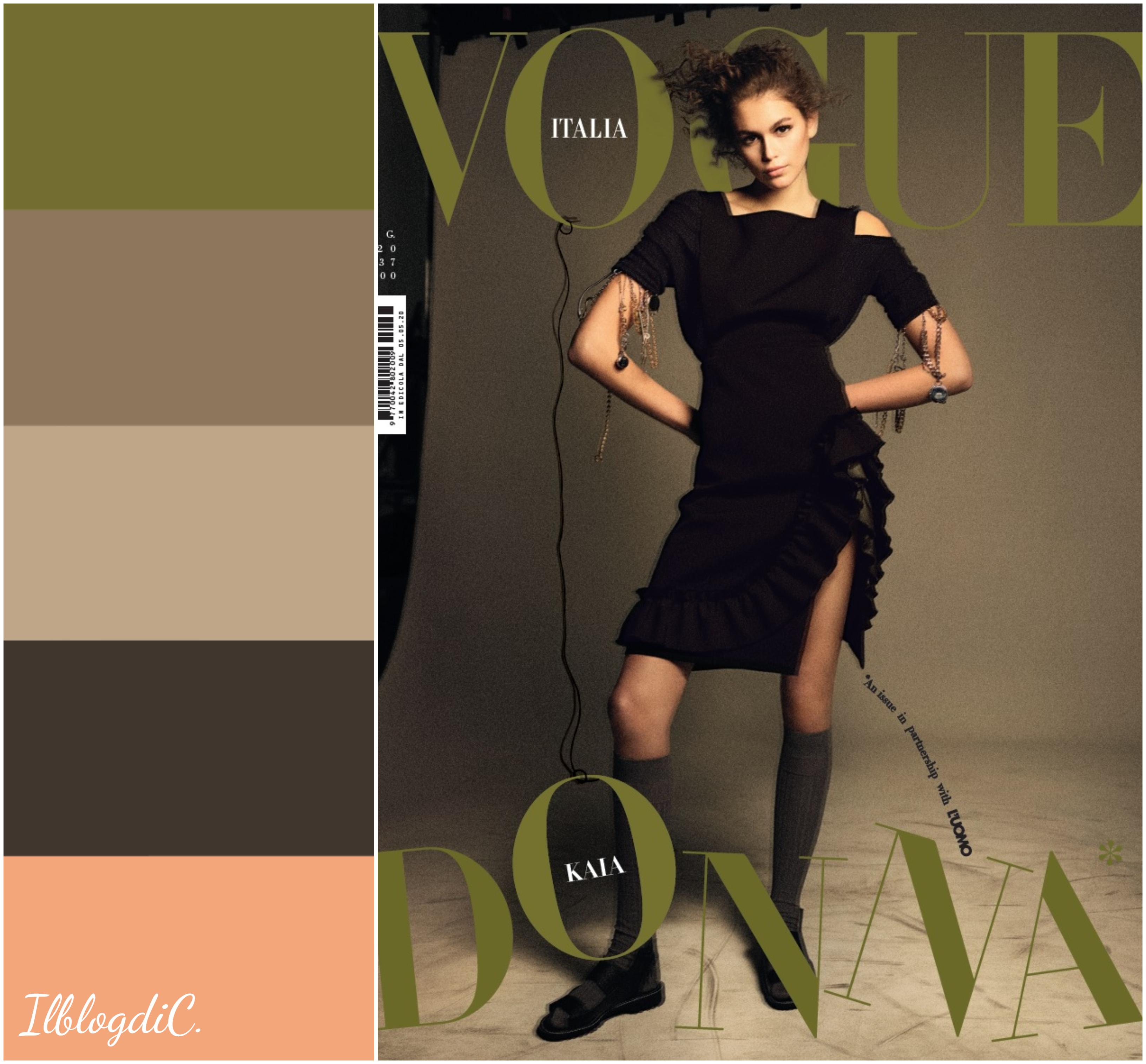 Vogue Italia Maggio