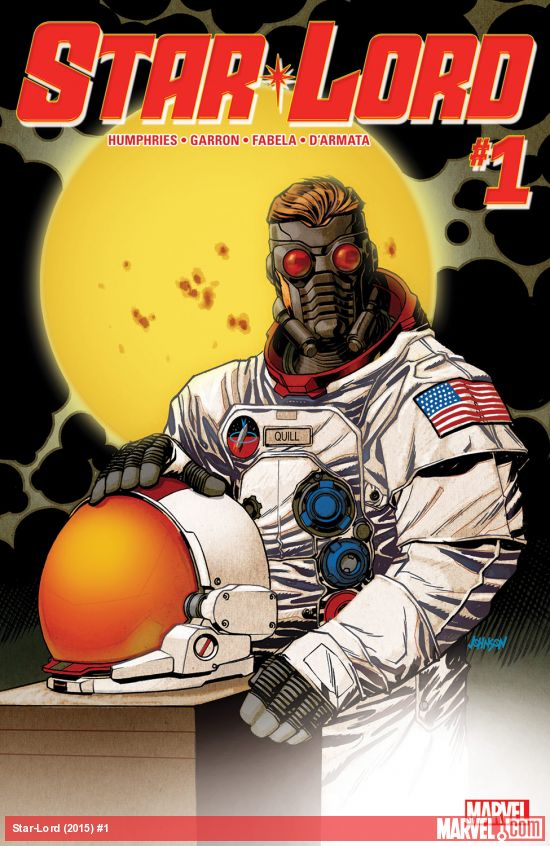 Star-Lord # 1