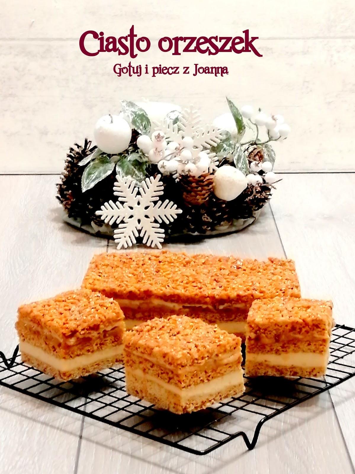 Ciasto Orzeszek
