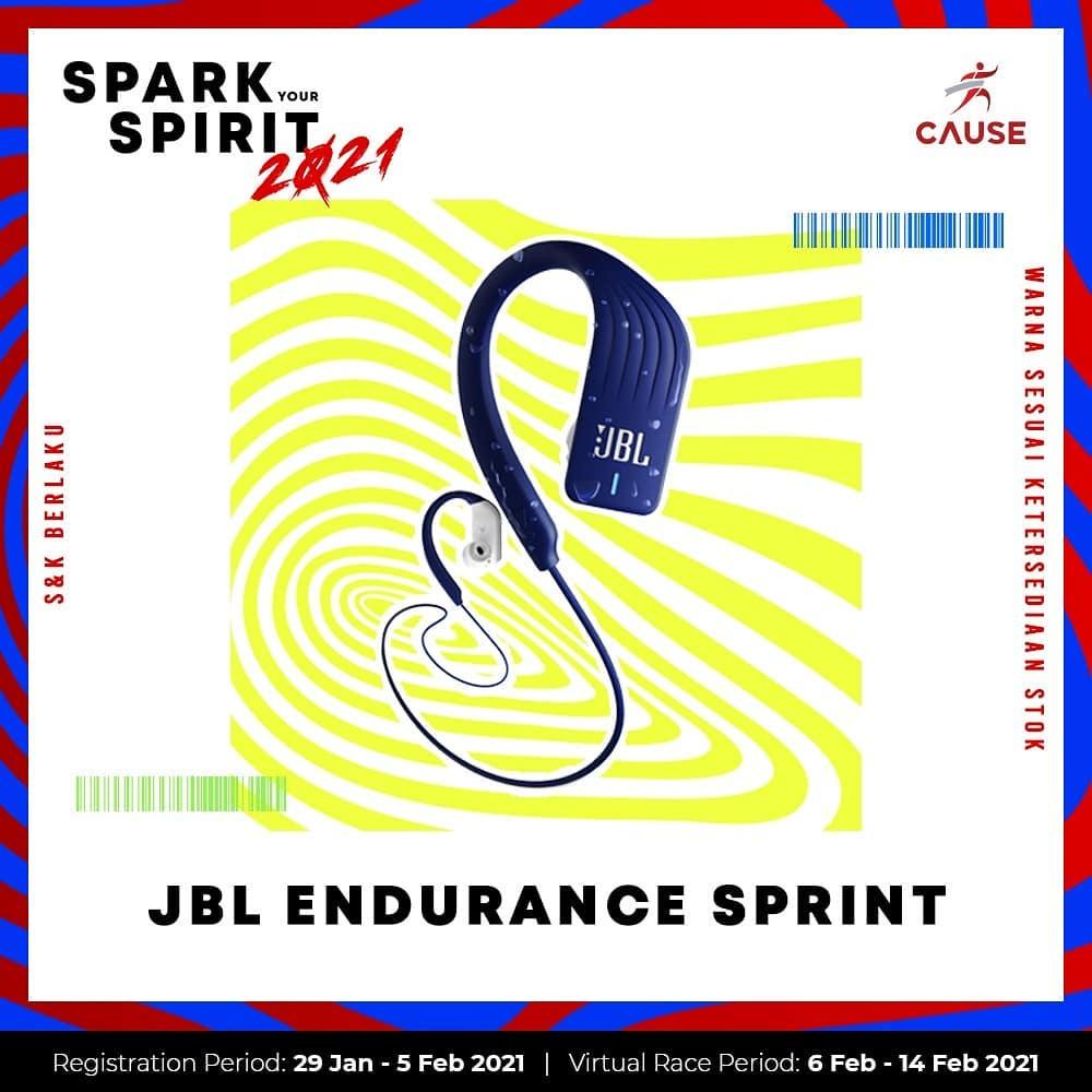 Doorprize � Spark Your Spirit - Virtual Run & Ride • 2021