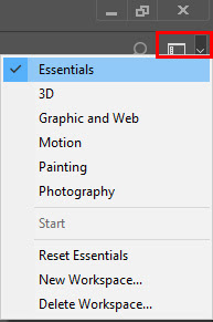 Memunculkan Panel Photoshop Yang Hilang