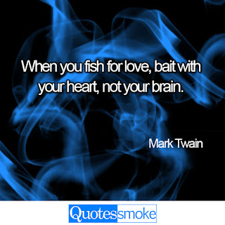 Mark Twain Love quote