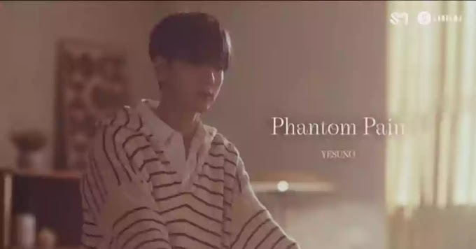 YESUNG (Super Junior) - Phantom Pain Lyrics (English Translation)