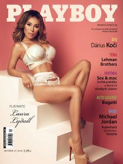 Playboy Eslovaquia – Octubre 2018 PDF Digital