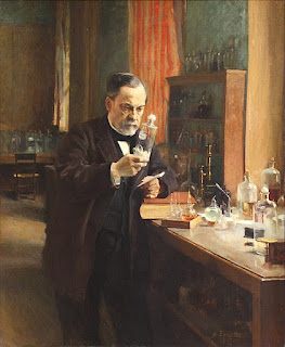 Pasteur destroyed the concept of abiogenesis and opposed evolution, and revisionists have been attempting to change the truth of history.