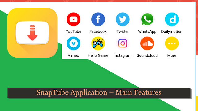 Specifications of Snaptube Apk | How to Download and Install Snaptube