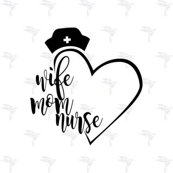 Download Free Nursing Healthcare Themed Svgs