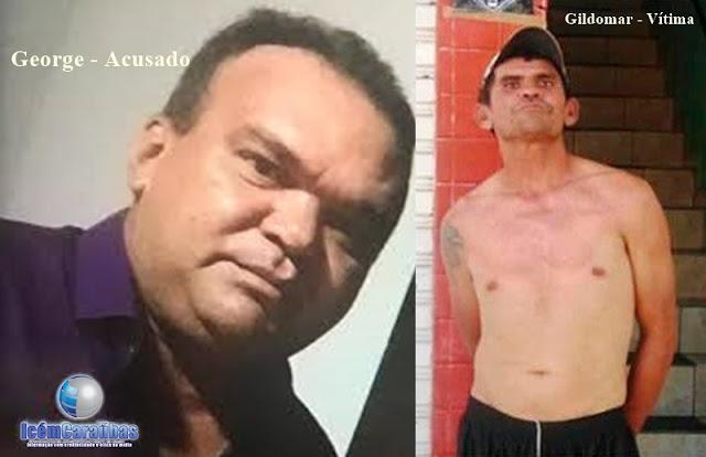 Foragidos da Justiça são presos acusados de matar um Andarilho em um Posto de Combustível em Apodi