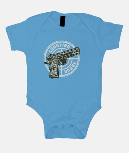 Bodies Bebé - Diseño Shooting Range
