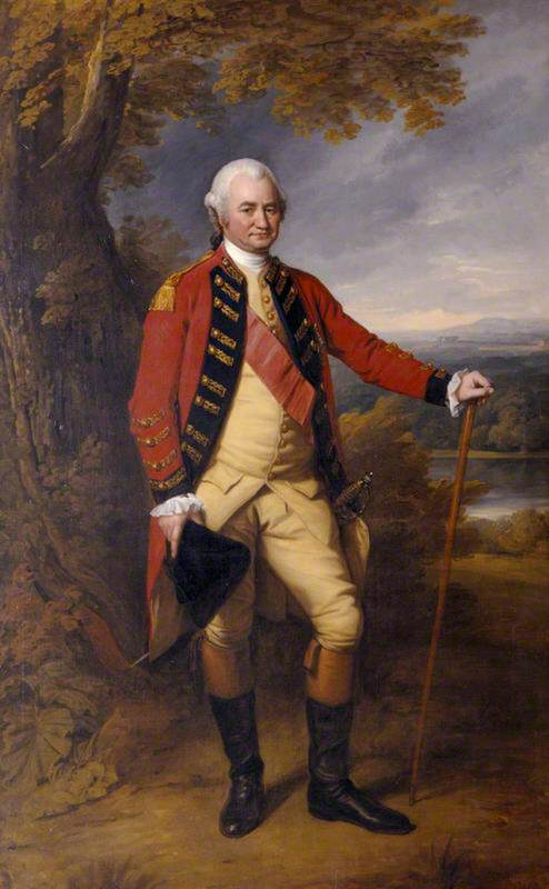 Robert Clive - also known as Clive of India, was a British officer who established the military and political supremacy of the East India Company in Bengal.
