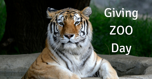 Giving Zoo Day, Detroit Zoo, Tigers, home, things to do, kids, Metro Detroit