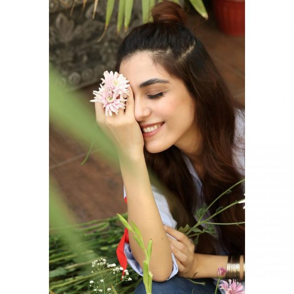 Pictures of Actress Maya Ali