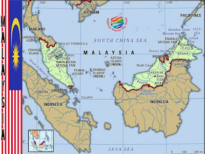 Malaysia location