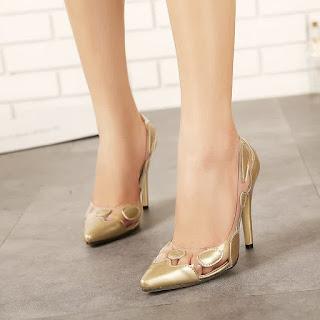 Contoh Sepatu High Heels Wanita 2016