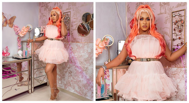 My Gratitude Is Boundless- Actress Rukky Sanda celebrates her 37th birthday in Style (Photos)