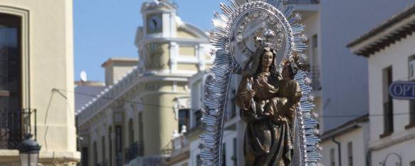 La Hermandad de la Virgen de la Cabeza de Ronda anuncia la suspensión de su Romería y de sus actos