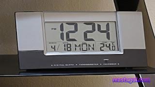 Memasang Jam Dan Kalender Di Blog