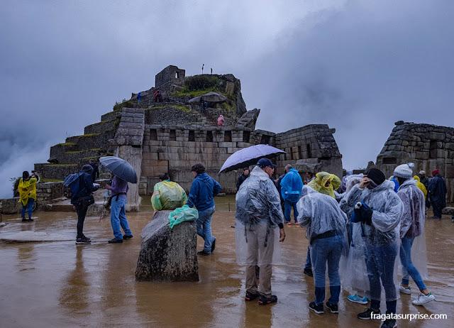 Praça Sagrada de Machu Picchu
