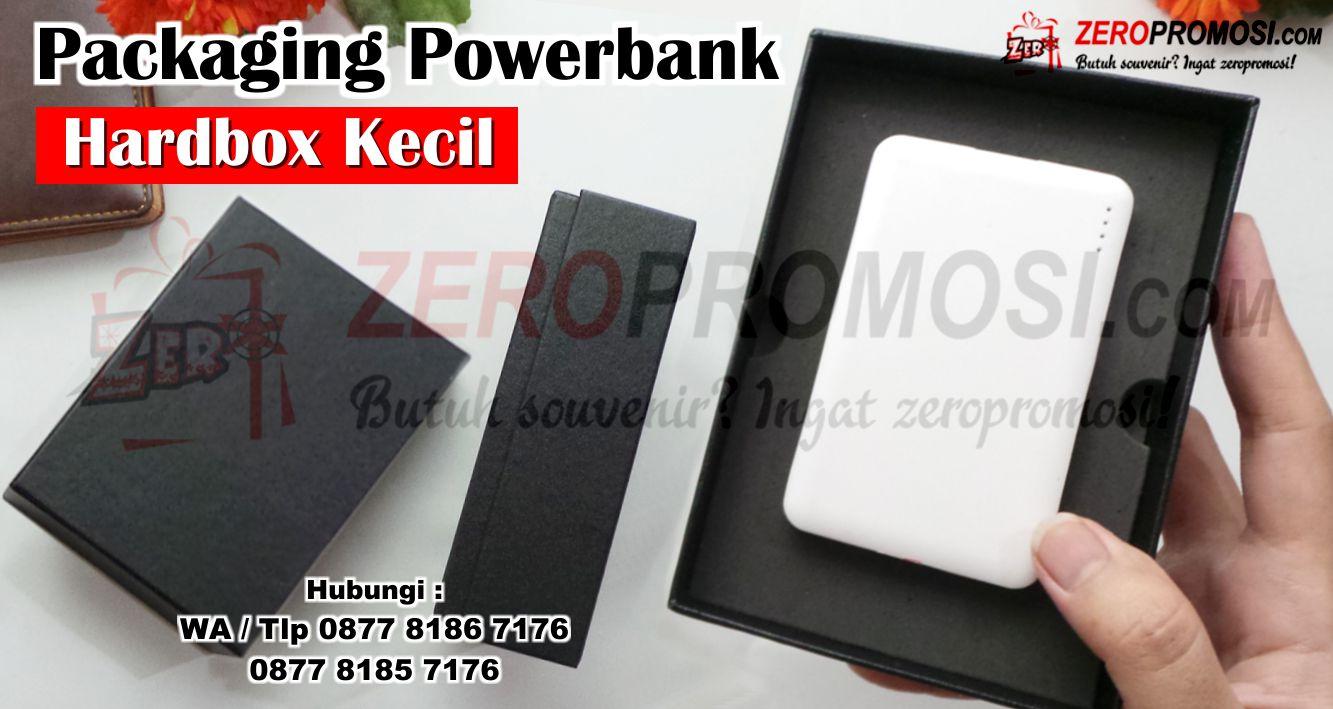 Hard Box Packaging Kecil Powerbank Custom, Packaging Hardbox Powerbank Kecil, Hardbox Kemasan Powerbank Promosi, Souvenir Kotak Packaging untuk Powerbank