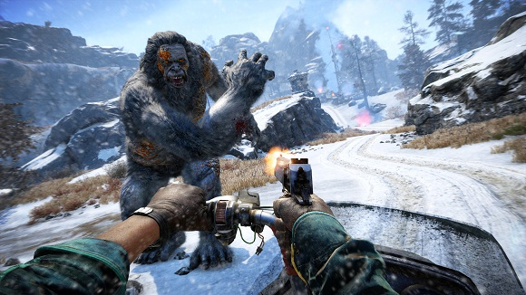 Far Cry 4 Data Win32 Engine Shaders Material Descriptors Filelist Kumpulan Data Penting