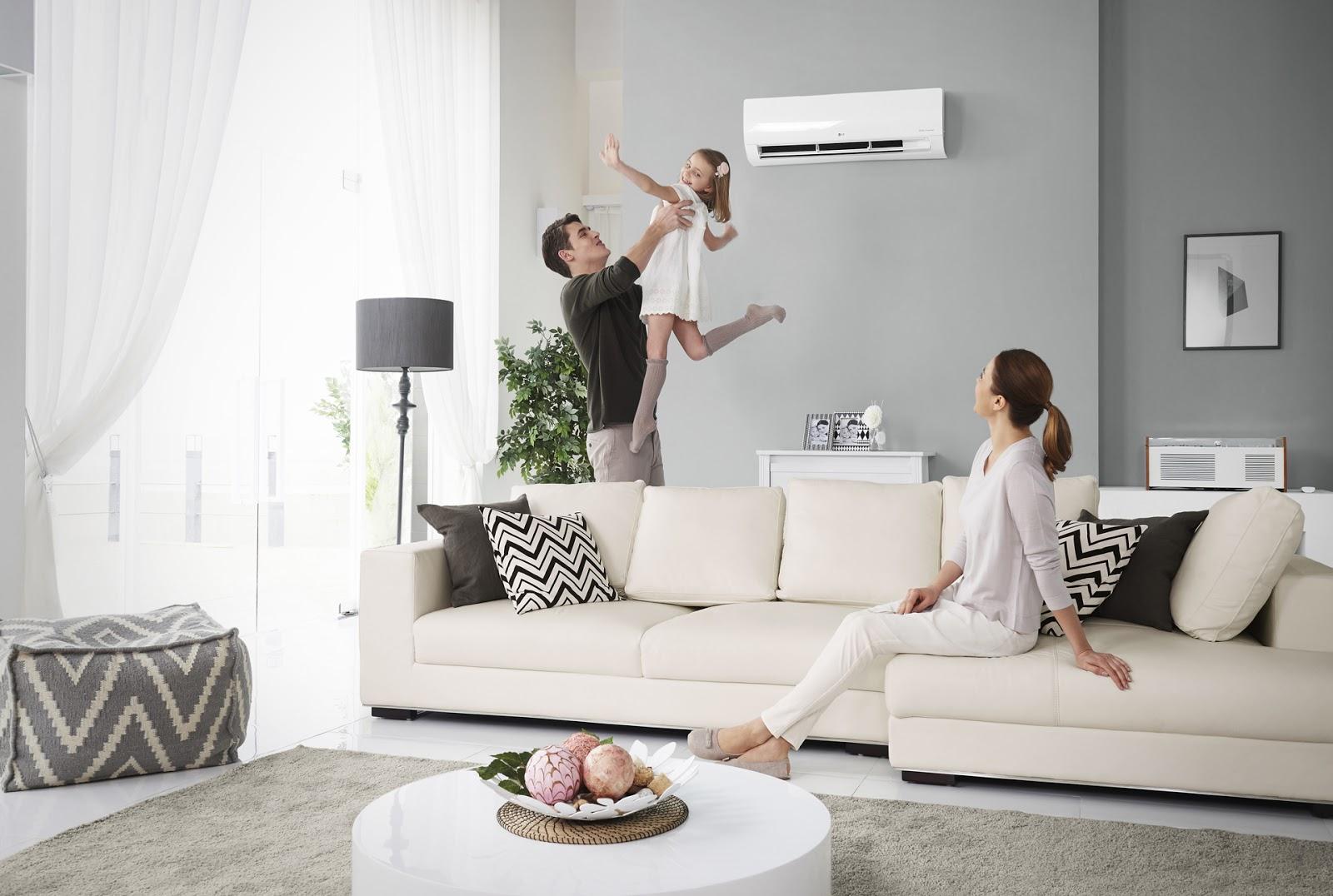 Aire acondicionados LG tecnología para la eficiencia energética
