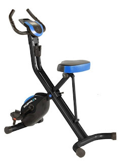 Finding a good (but low cost) option to riding a bike, this one comes with a comfortable seat, too!