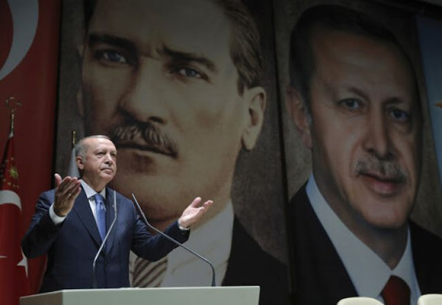 Τα κέρδη και το ρίσκο του Ερντογάν στη Συρία