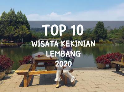 10 Daftar Wisata Alam Hits Lembang Bandung 2020