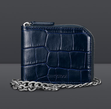 Jimmy Choo Men Wallets Spring Summer 2012