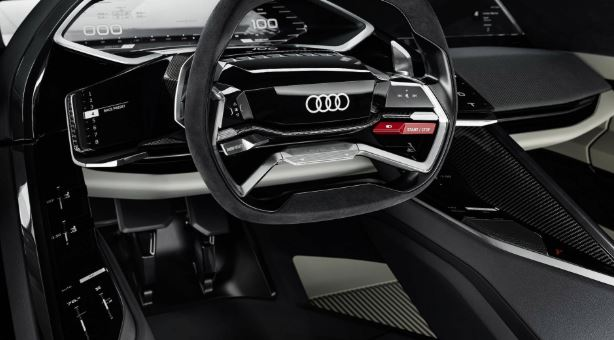 Audi P18 E-Tron Supercar