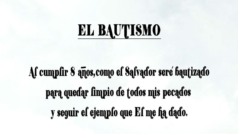 Holamormon2: POEMAS ACERCA DEL BAUTISMO